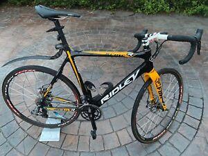 Ridley X-Fire CX/Road Bike Shimano Ultegra Di2 (electronic gearing)