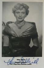 Luise Ullrich (1910-1985) Schauspielerin - original-signiertes Foto