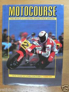 MOTOCOURSE 1990/91 WAYNE RAINEY ,GRAND PRIX,MOTO GP