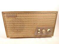 Soviet vintage old radio-speaker Riga . USSR