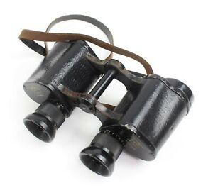 Fernglas Dienstglas Wehrmacht Busch Rathenow 6x30 287500 H/6400