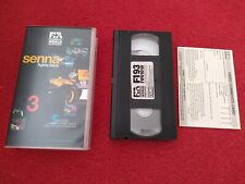 Formula 1 1993 Championship Season Review VHS Video tape 1993. Formula One