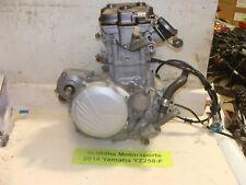 2014 YAMAHA YZ250F complete FRESH REBUILD engine motor cylinder head 15 16 17