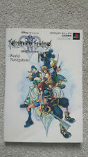 Kingdom Hearts II Strategy Guide - Sony PlayStation 2 - Japanese
