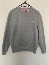 Slazenger Vintage Sweatshirt Grey Small