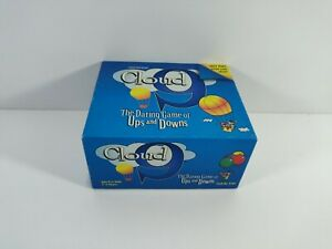 Cloud 9 Board Game Out of the Box 2004 Nearly Complete