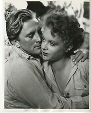 The Juggler - Classic 1953 Film - Kirk Douglas - Vintage 8x10 Promotional Photo