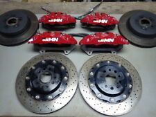 LIMITED TOYOTA 86 FR-S GRMN OEM FRONT & REAR BREMBO BRAKE CALIPERS ROTORS PADS