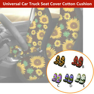 The New Universal Car Truck Seat Cover Cotton Cushion Protector Breathable Kit