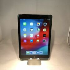 Apple iPad 6th Generation 128GB Space Gray Unlocked Excellent Condition
