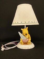 Winnie The Pooh Night Light With Sail Boat