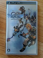 PlayStation Portable PSP Japan Import Kingdom Hearts Birth By Sleep UK SELLER