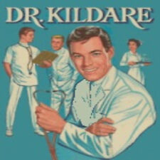 DR. KILDARE (60 SHOWS) OLD TIME RADIO MP3 DVD