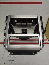VW MK4 R32 BRUSHED ALUMINUM RADIO CAGE AND ASH TRAY JETTA GTI GLI GLS TDI GOLF