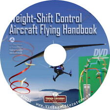 Ultralight Trike Aircraft Flying Handbook { Hobby Airplanes } on DVD