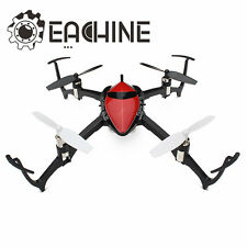 Eachine 3D X4 2.4G 4CH 6 Ejes Gyro RC Control Remoto Cuadricóptero Con Led RTF