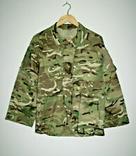 Men's Jacket Combat Ziped Warm Weather Army Cotton Blend Military Size 160/88