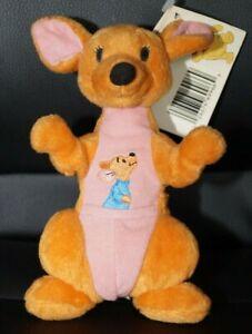 Winnie the Pooh Kanga beanie friend