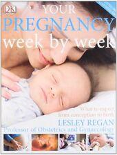 Your Pregnancy Week by week,Dr. Lesley Regan