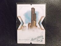 2015 Topps Allen & Ginter Willis Tower Diecut Card  AGX-97