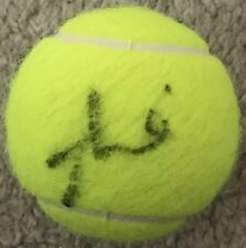 ANA IVANOVIC SIGNED TENNIS BALL ~AUTHENTIC (COA & HOLO)