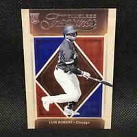 2020 Timeless Treasures Luis Robert RC Chicago White Sox Rookie #8