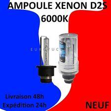 AMPOULE DE RECHANGE 35W POUR KIT XENON HID D2S 6000K NEUF