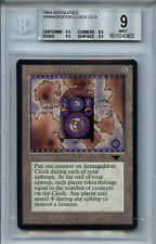 MTG Antiquities Armageddon Clock BGS 9.0 (9) Mint Magic WOTC 2803