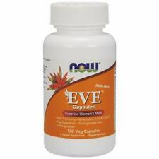NOW Foods Eve 120 Vegetarian Capsules Free Shipment