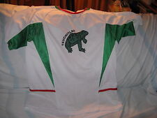 """Teuchitlan Soccer Jersey""  Mexico Frog Great Sports Soccer Football Jersey"