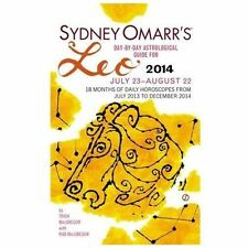 Sydney Omarr's Day-By-Day Astrological Guide for the Year 2014: Leo-ExLibrary