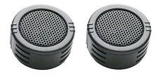 """Pair of Powerbass New Model S1ZT 1"""" 200 Watts Zirconium Super Car Tweeters S-1ZT"""