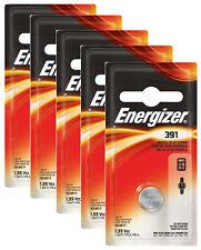 5 pcs 391 / 381 Energizer Watch Batteries Sr1120Sw