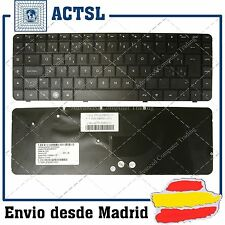 TECLADO ESPAÑOL PORTATIL HP G62-b86SS KEYBOARD SPANISH SP