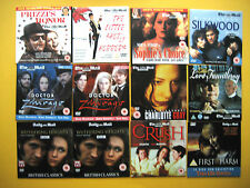 SELECTION OF MOVIES, VARIOUS DAILY MAIL/MAIL ON SUNDAY PROMOTION (12 DVD'S) 078