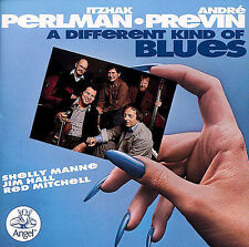A Different Kind of Blues by Itzhak Perlman; André Previn