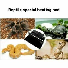 Reptile heating pad Vivarium warmth Mat With Thermostat Controller New