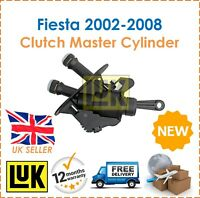 For Ford Fiesta 1.2 1.3 1.4 1.4D 1.6D 2002-2008 LUK Clutch Master Cylinder New