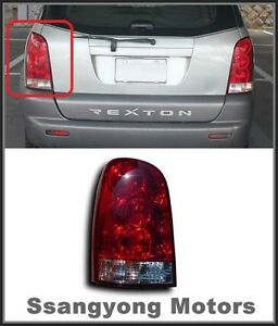 GENUINE REAR TAIL LIGHT LAMP RH 8360208501 for SSANGYONG REXTON  (2001~2005)