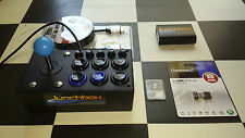 Lunchbox Profi Arcade Joystick PC MAME + Raspberry Pi  Retropie 4.3 mini Konsole