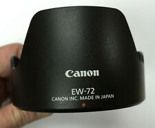 Genuine Canon EW-72 Lens Hood For EF 35mm f/2 IS USM Lens Original