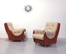 G Plan Vintage/Retro Armchairs