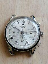 UNIVERSAL GENEVE TRICOMPAX CAL 285 chronograph 35MM / cronografo vintage watch
