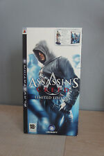 Assassin's Creed Collector PS3 + steelbook collector (READ DESCRIPTION)