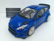 Minichamps 1:18 Ford Fiesta WRC Street en Azul 1,002 Pcs 151 110891 Muy Raro