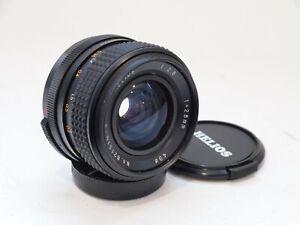 Helios 28mm F2.8 M42 Screw Mount Lens. Stock No U11930