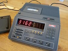 More details for lanier lct5 4 track cassette transcriber with foot pedal
