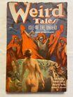 Weird Tales Oct 1936 Science Fiction Magazine Pulp Digest Series Vol 28 No. 3