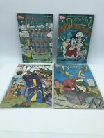 DUCKMAN Topps Comic 1, 2, and a 1 And 2 of 3 1994-1995 TOPPS