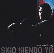 MARC ANTHONY 'SIGO SIENDO YO' CD NEW!!